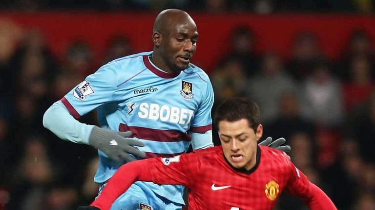 Alou Diarra: Hoping for a better second season at the Boleyn Ground