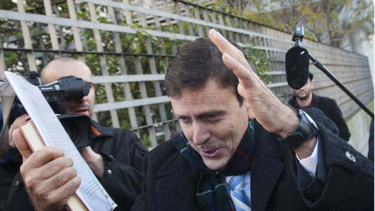 Eufemiano Fuentes: On trial almost seven years after Operation Puerto