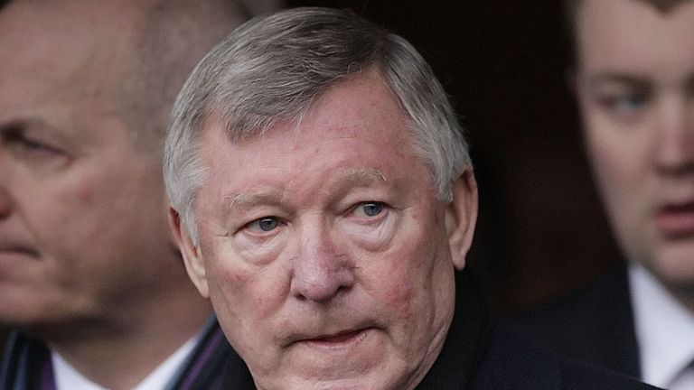 Sir Alex Ferguson: Was charged over comments made after Tottenham draw