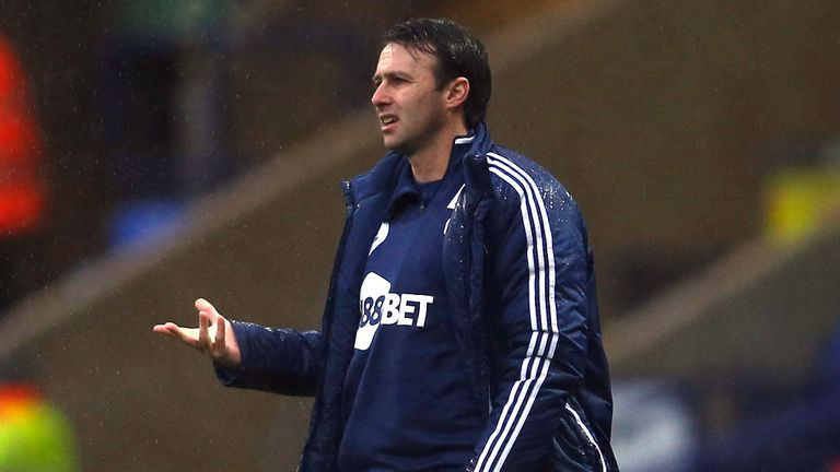 Dougie Freedman: Fine with Bolton fans criticism of his substitutions