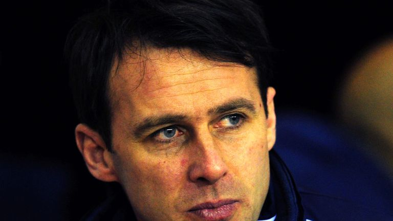 Dougie Freedman: Has been working on Bolton's organisation