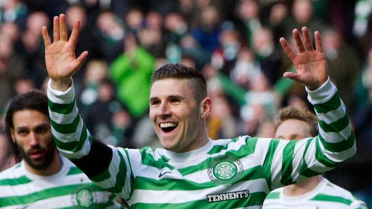 Gary Hooper: Celtic striker staying after Norwich bids rejected