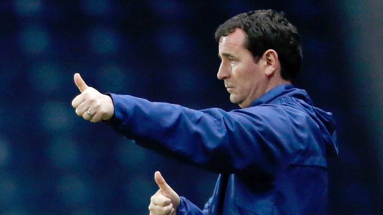 Gary Bowyer: Appoints McPhillips and Grant as new Rovers staff