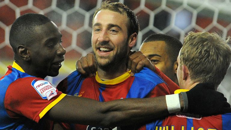 Glenn Murray: Late double to beat London rivals Charlton