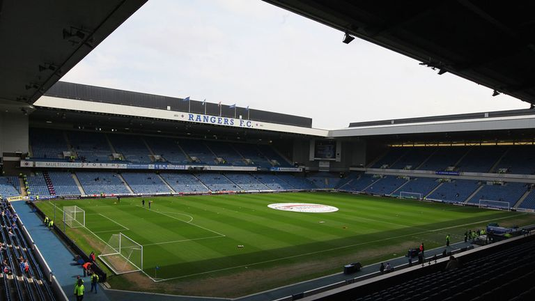Ibrox: Kieran Prior set to claim stake in Scottish Third Division club