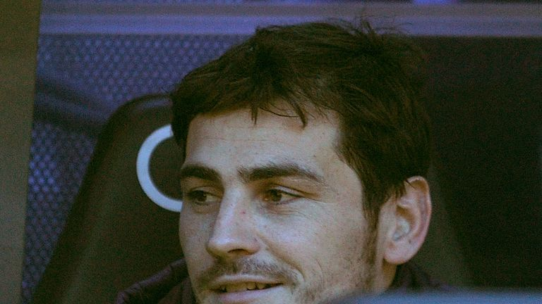 Iker Casillas: Staying at Real Madrid