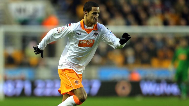 Tom Ince: On fine form again at the weekend