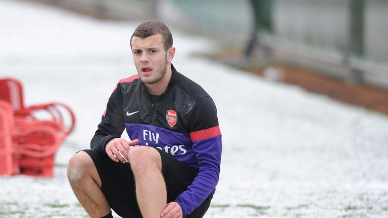 Jack Wilshere: Needs time to progress naturally, says Arsenal manager Arsene Wenger