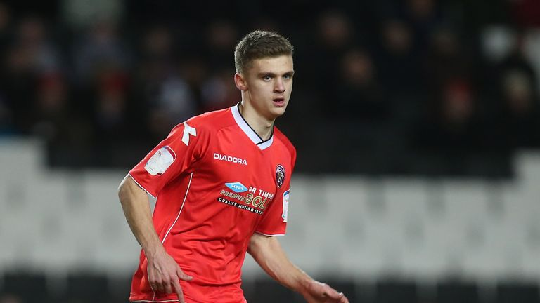 Jamie Paterson: Nottingham Forest poised to sign the 21-year-old