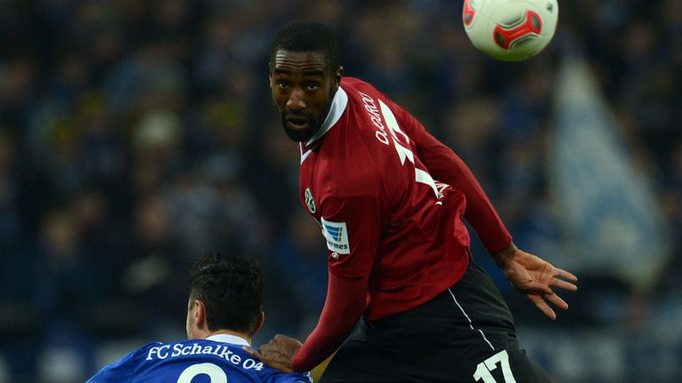 Johan Djourou: Will see out the season in Germany