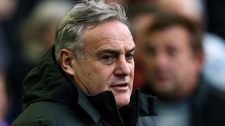 Dave Jones: Does not have millions to spend on fresh faces