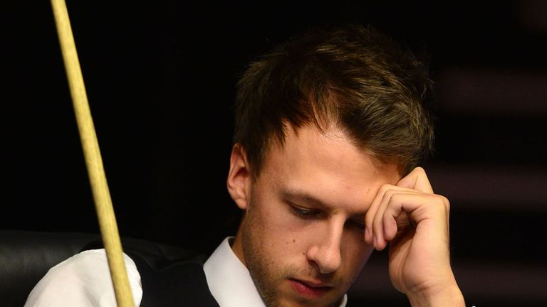 Judd Trump: Another early exit