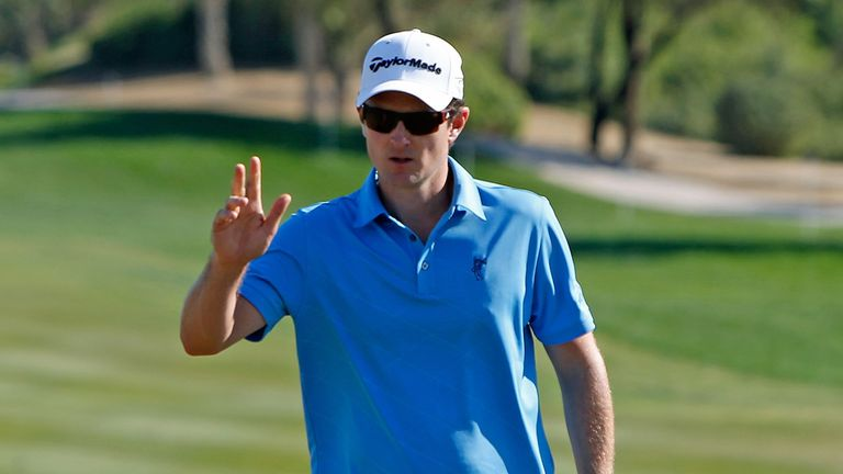 Justin Rose: Staying in the moment