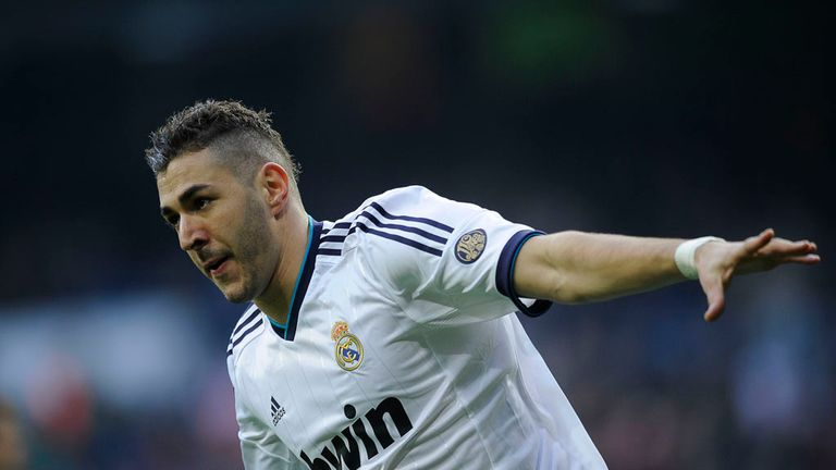 Karim Benzema: France forward has had surgery on a knee problem