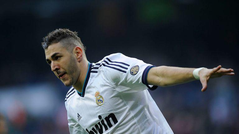 Karim Benzema: France forward has had surgery on a knee problem