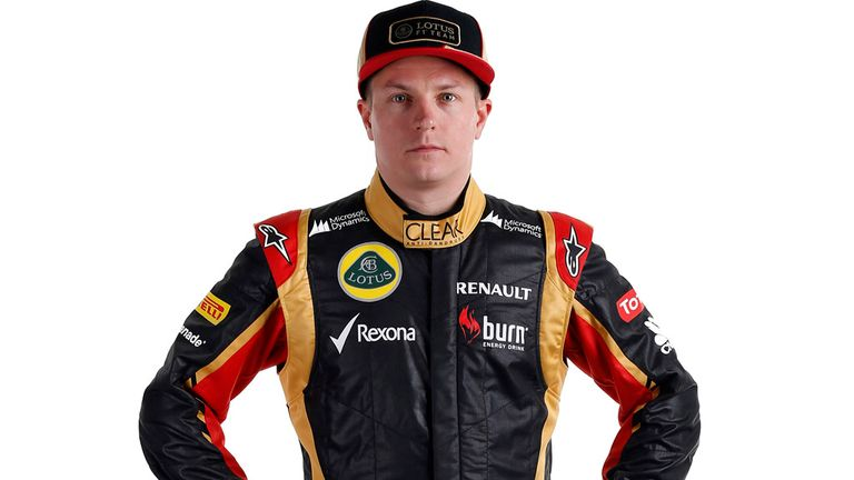 Kimi Raikkonen: Thinks he could win a second title with Lotus