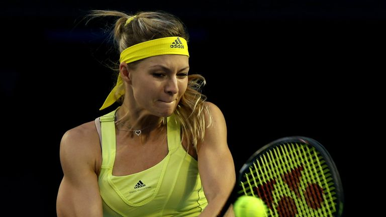 Maria Kirilenko: Led the charge into the last four