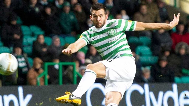Joe Ledley: Hopes to sign a new deal with Celtic despite being linked with Cardiff