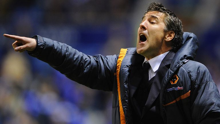 Dean Saunders: Waiting for first win as Wolves manager