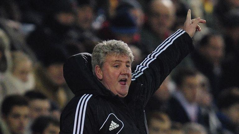Steve Bruce: Admitted Peterborough deserved equaliser against Hull