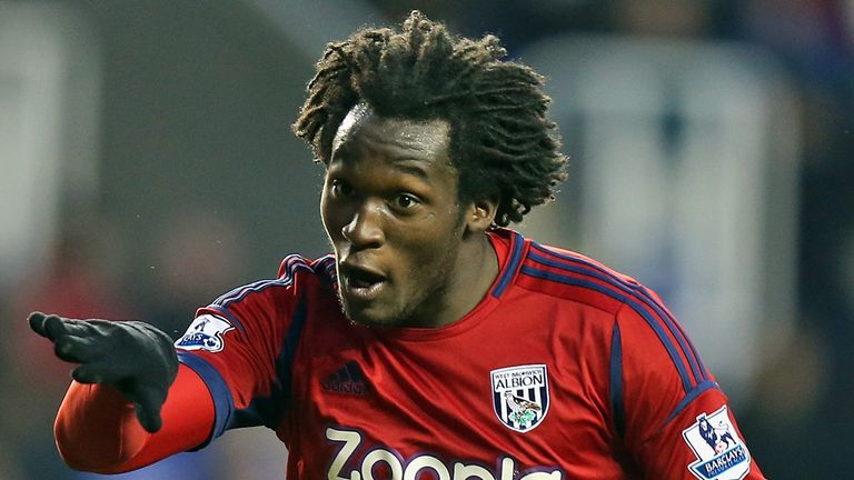 Romelu Lukaku: Has impressed during his time at The Hawthorns