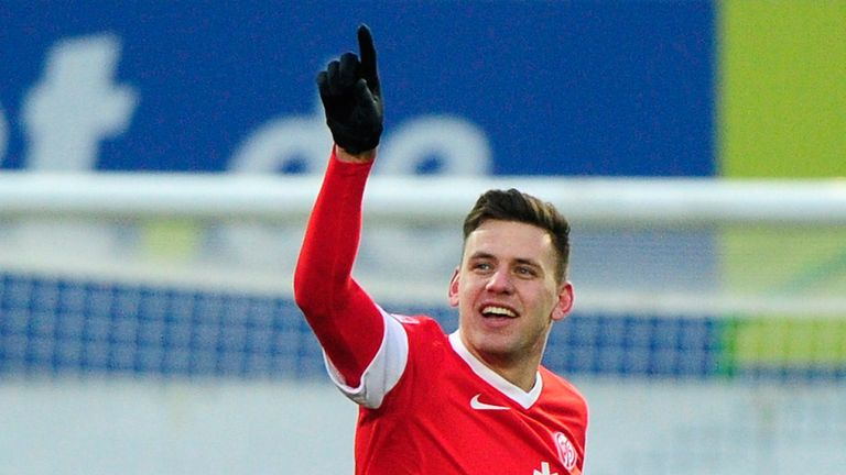 Adam Szalai: Mainz striker a target for Schalke