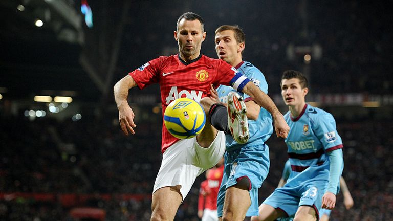 Ryan Giggs: Impressed by Southampton's form