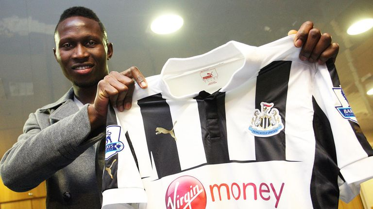 Mapou Yanga-Mbiwa: Newcastle's new signing from Montpellier