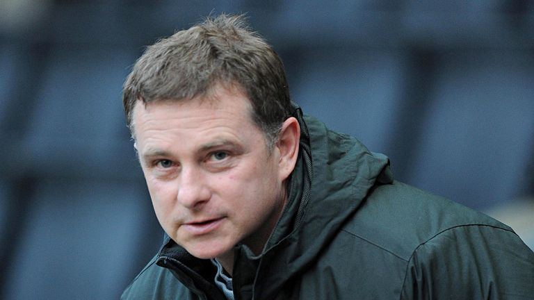 Mark Robins: 'Embarrassed' by heavy Huddersfield defeat