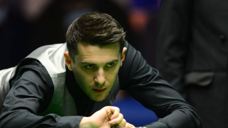Mark Selby: Continuing winning run in Beijing