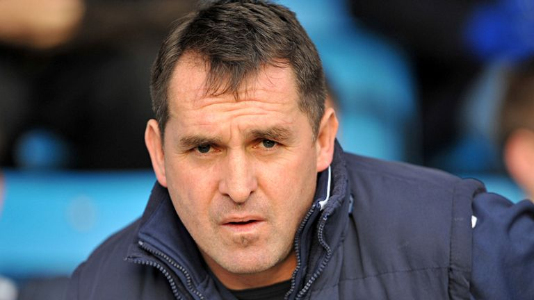 Martin Allen: Did his homework before signing Ryan Williams