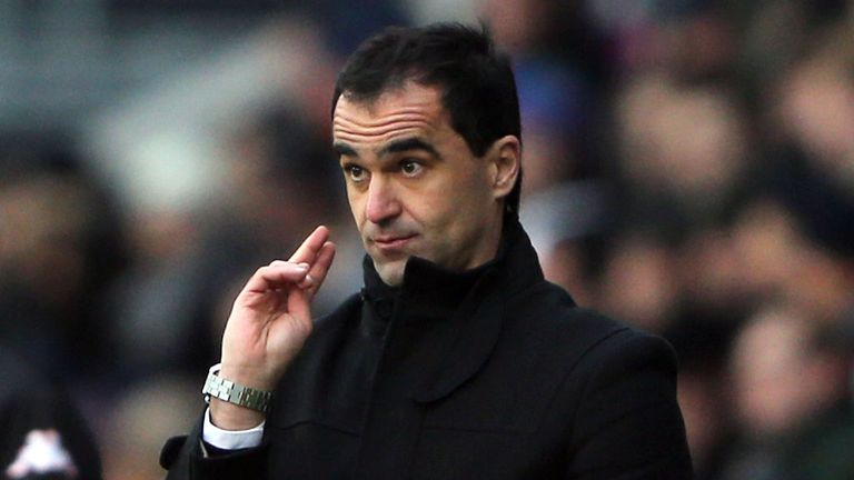Roberto Martinez: Looking ahead after an impressive FA Cup third round win over Bournemouth