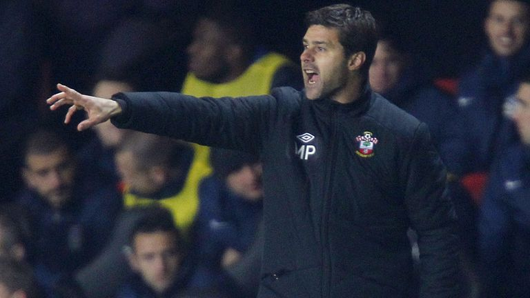 Mauricio Pochettino: Conscious of the work done by former Southampton boss Nigel Adkins
