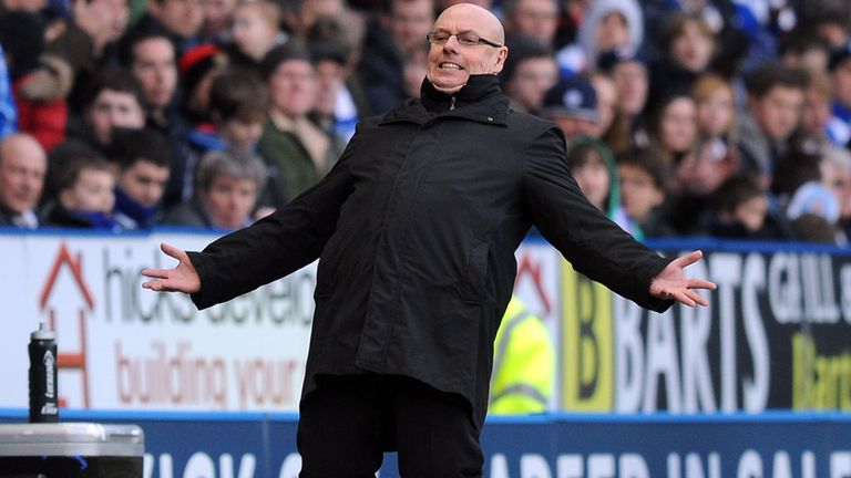 Brian McDermott: Targets lower leagues for players