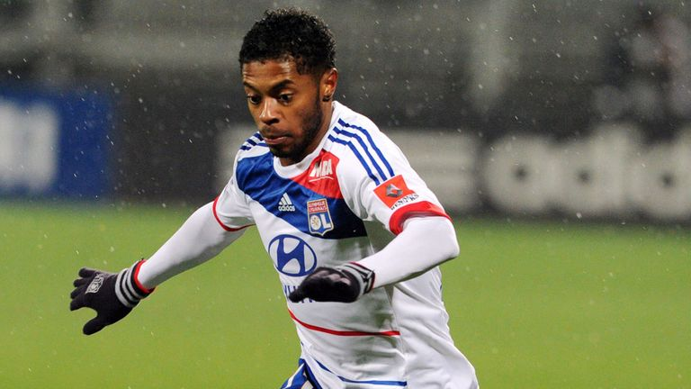 Michel Bastos: Set to join Roma