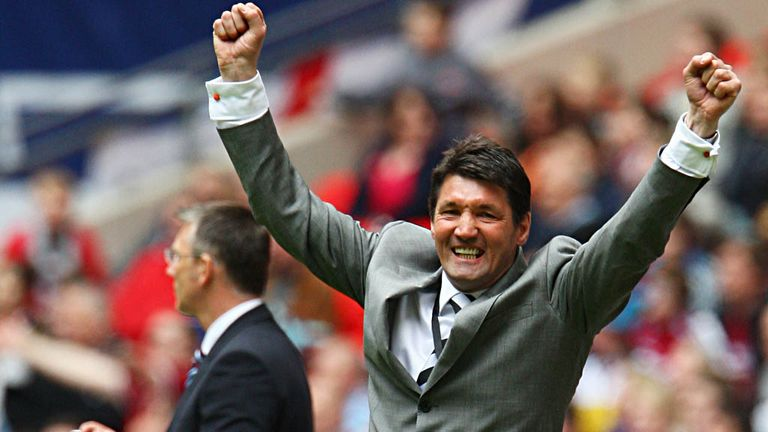 Mick Harford: Appointed Millwall assistant