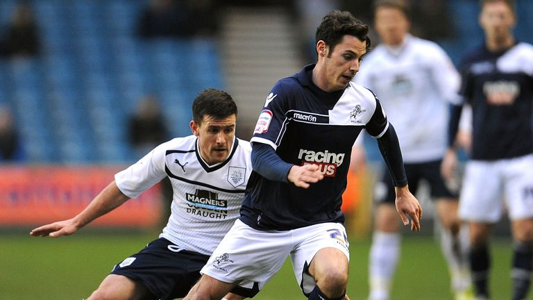 Adam Smith: Has extended his loan stay at Millwall until the end of the season