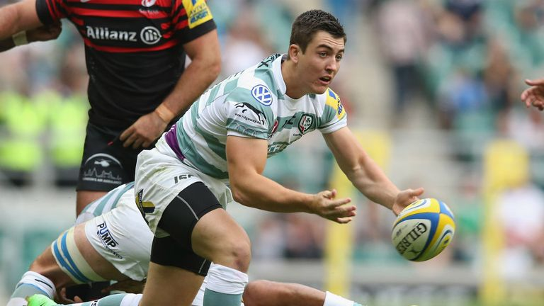Jack Moates: Will join Wasps from London Irish at the end of the season