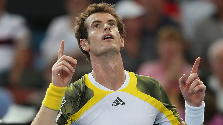 Andy Murray: May have to beat Djokovic and Federer to win in Melbourne.
