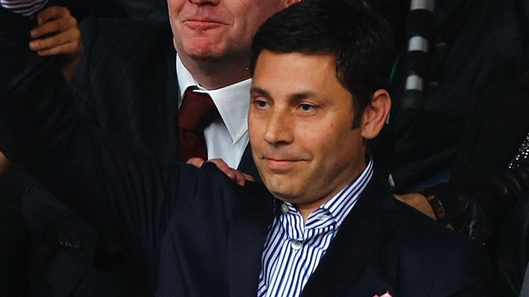 Nicola Cortese: Southampton executive chairman defends his sacking of Nigel Adkins