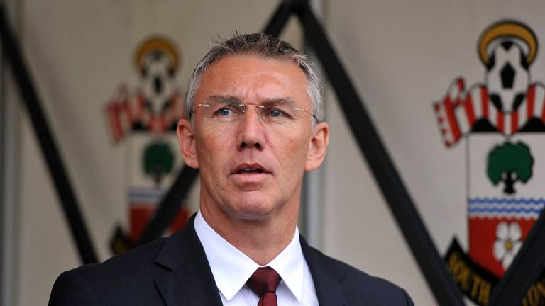 Nigel Adkins: Praised by Sir Alex Ferguson