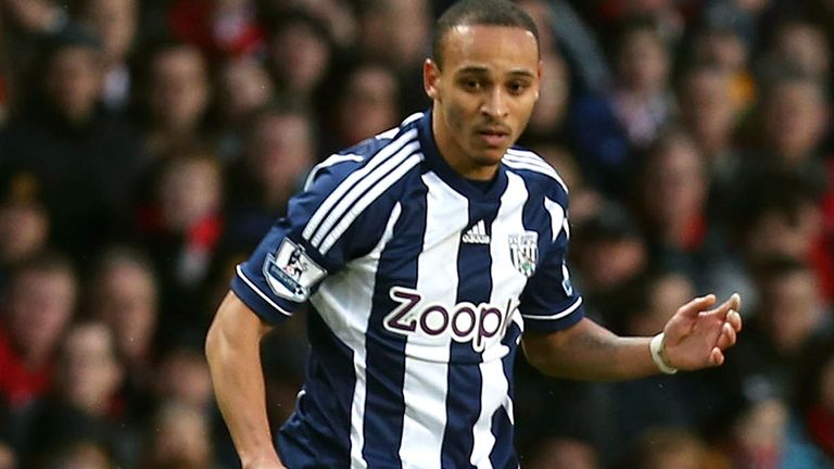 Peter Odemwingie: Took to Twitter to take a swipe at his West Brom side