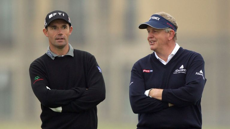 Padraig Harrington does not think Colin Montgomerie will be captaining Europe again.