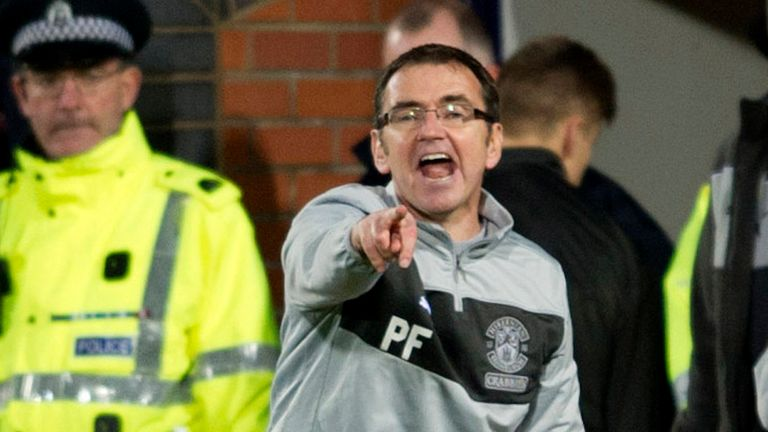 Pat Fenlon: Admitted Hibs' draw with Dundee was a poor result