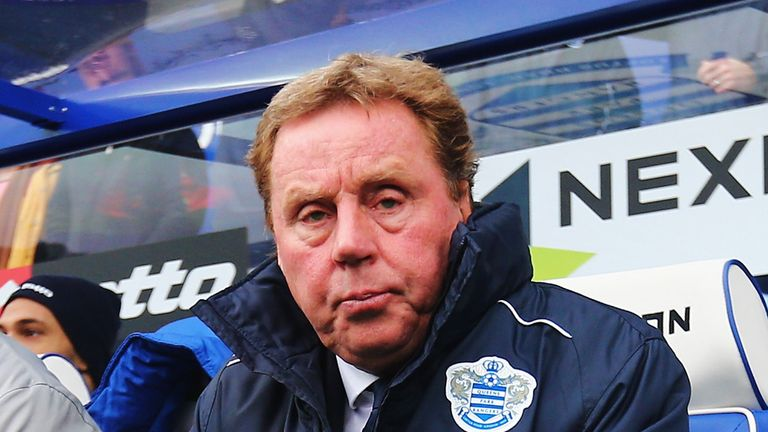 Harry Redknapp: Left disappointed