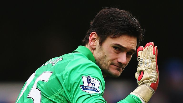 Hugo Lloris: Gearing up for a tense run-in with Tottenham