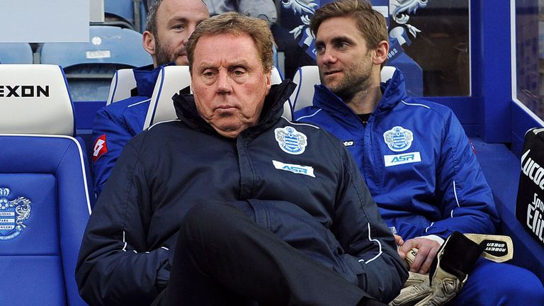Harry Redknapp: Ready to face his former club Tottenham for the first time since the axe