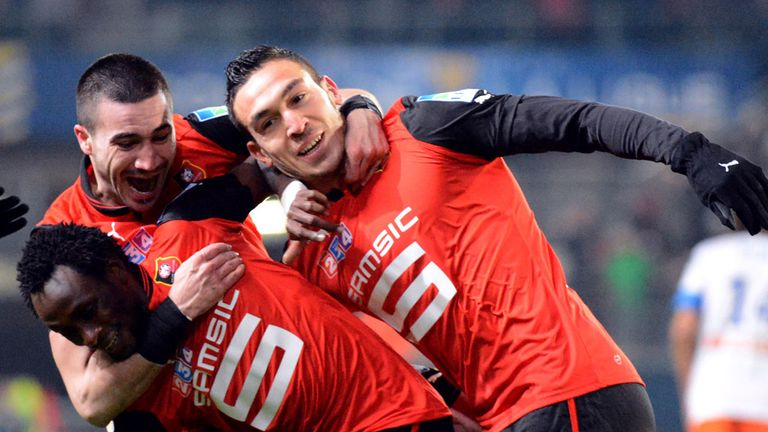 Rennes: Celebrate against Montpellier on Wednesday night