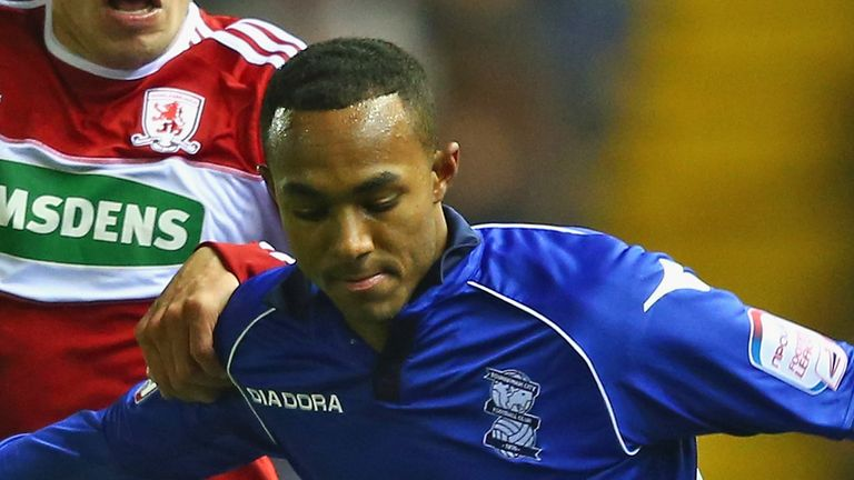 Rob Hall: Extends Birmingham stay