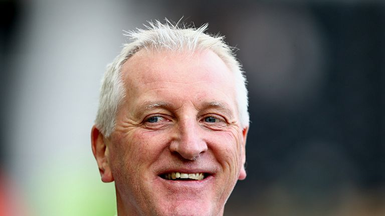 Ronnie Moore: Aiming to sign a target man